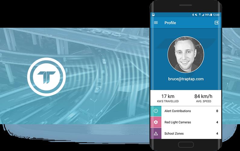 TrapTap App - Your profile