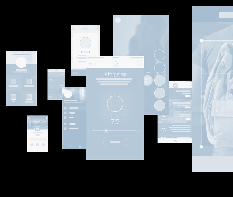 design mobile applications