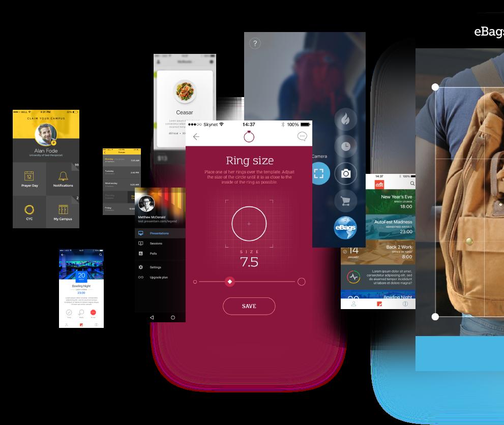 mobile app design company