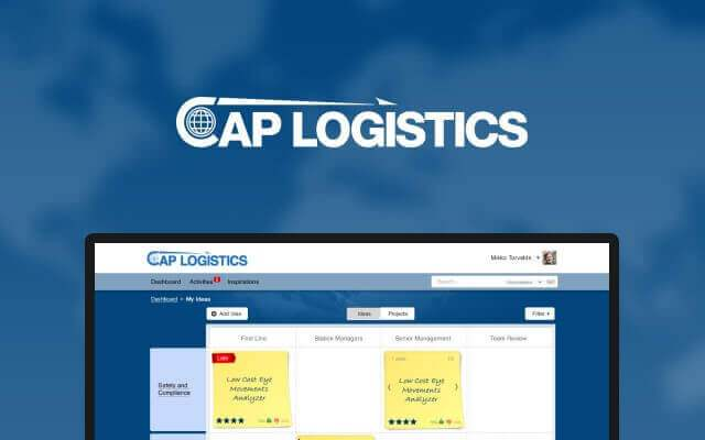 CapLogistics