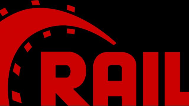 Ruby on rails icon
